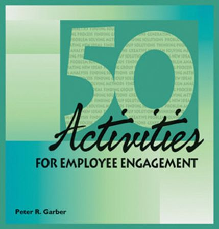 Picture of 50 Activities for Employee Engagement