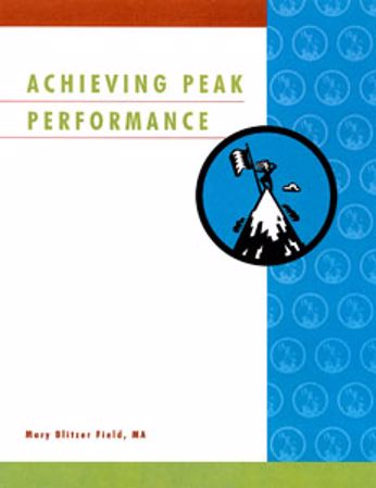 Picture of Achieving Peak Performance Employee Version