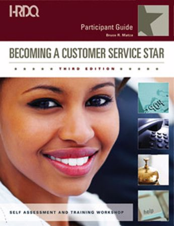 Picture of Becoming A Customer Service Star