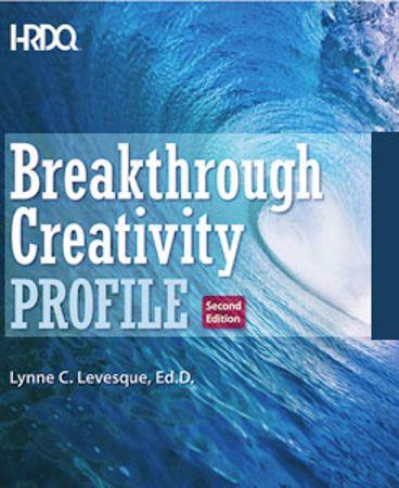 Picture of Breakthrough Creativity Profile Participant Guide (Second Edition)