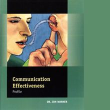 Picture of Communication Effectiveness Profile Facilitator Set