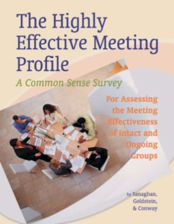 Picture of Highly Effective Meeting Profile