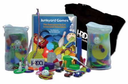 Picture of Junkyard Games - Complete Kit
