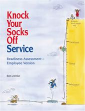 Picture of Knock Your Socks Off Service: Employee Assessment