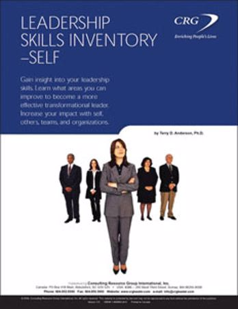 Picture of Leadership Skills Inventory — Self