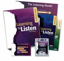Picture of Learning To Listen Third Edition Facilitator Set