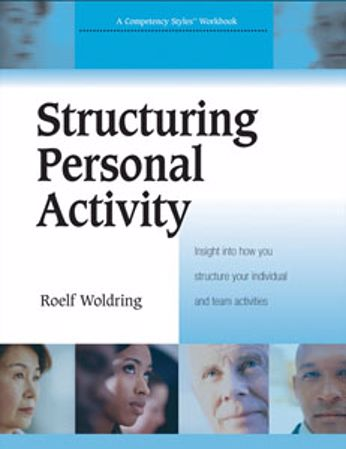 Picture of Structuring Personal Activity