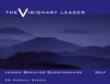Picture of The Visionary Leader-Self Questionnaire