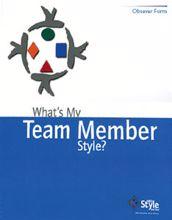 Picture of What's My Team Member Style?–Feedback