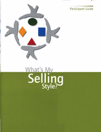 Picture of What's My Selling Style? Participant Guide