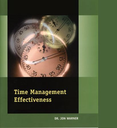 Picture of Time Management Effectiveness Facilitator Guide