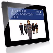Picture of Leadership Skills Inventory Online Self-Assessment Credit