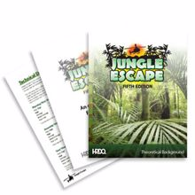 Picture of Jungle Escape Theoretical Background 5th Edition