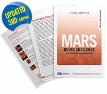 Picture of Mars Rover Challenge Leadership Theoretical Background