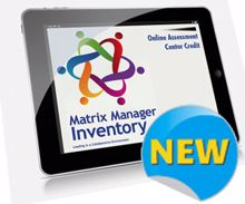 Picture of Matrix Manager Inventory Online Self-Assessment Credit