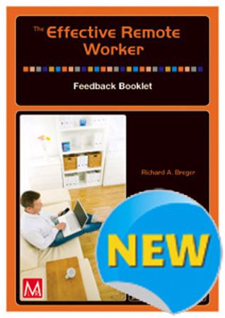 Picture of Effective Remote Worker–Feedback Booklet