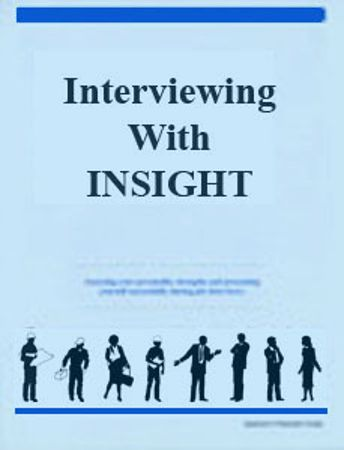 Picture of Interviewing With INSIGHT