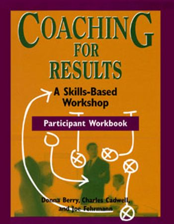 Picture of Coaching for Results Participant Workbook