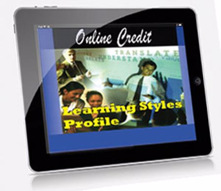 Picture of Learning Styles Profile – Online Self-Assessment Credit