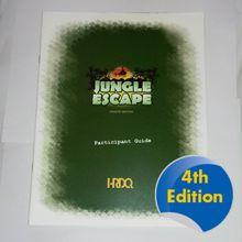 Picture of Jungle Escape 4th Edition Extra Participant Booklets
