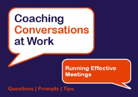 Picture of Running Effective Meetings