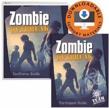 Picture of Zombie Outbreak Facilitator Guide