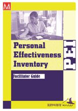 Picture of Personal Effectiveness Inventory Second Edition Facilitator Set