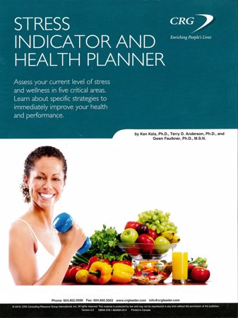 Picture of Stress Indicator and Health Planner
